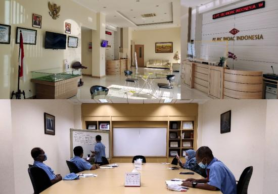 Head Office-Lobby & Meeting Rooms
