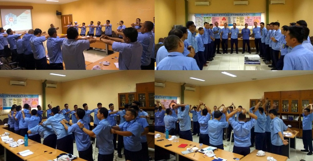 Internal QCC Training