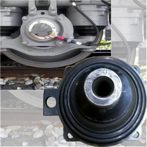 Conical Rubber Spring (Bonded)