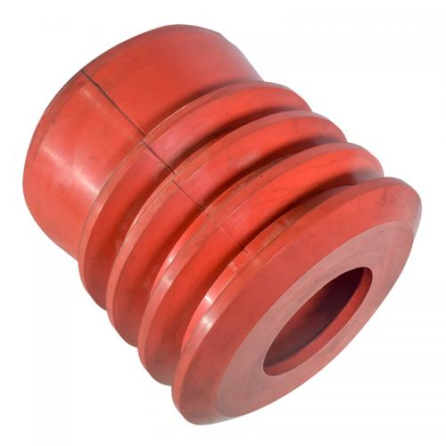Rubber Cementing Upper